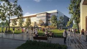 The Kings University Southlake Campus Master Plan Award