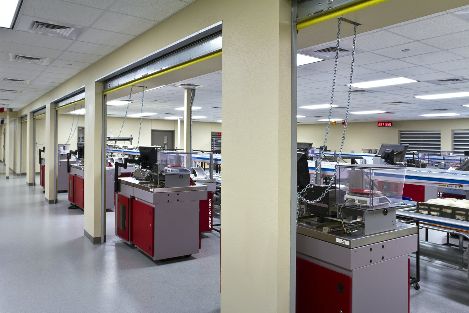 U S D A A M S Cotton Classing Facility At Texas Tech University Gallery Images