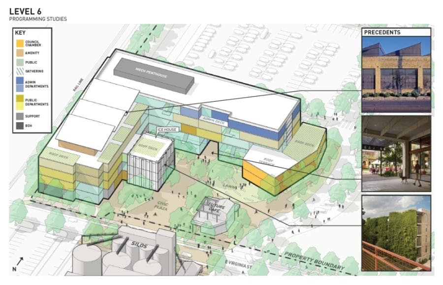 Concept designs presented for new McKinney Community Complex cover image