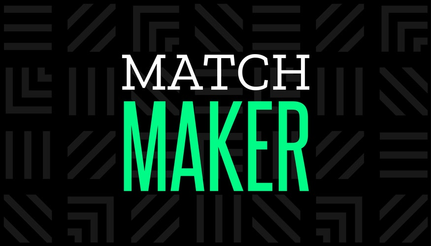 Be a Match Maker cover image
