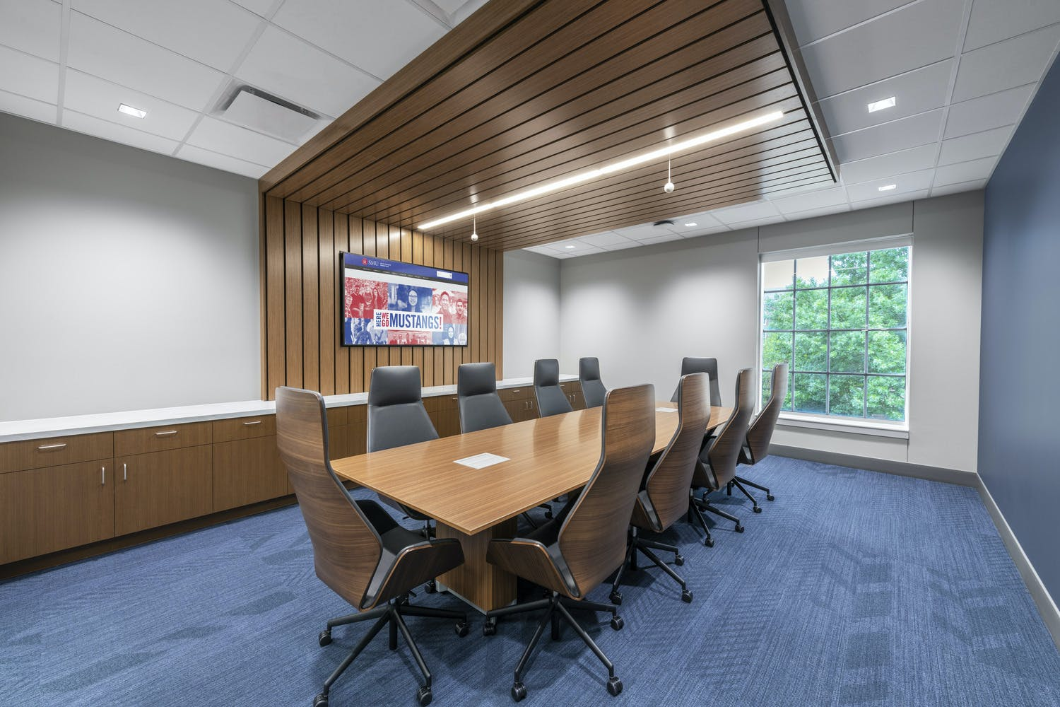 Hughes Trigg Student Center Gallery Images