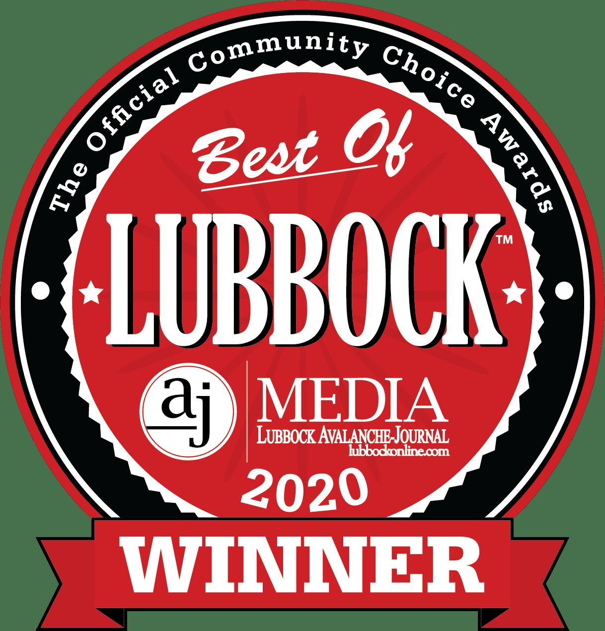 Best of Lubbock 2020