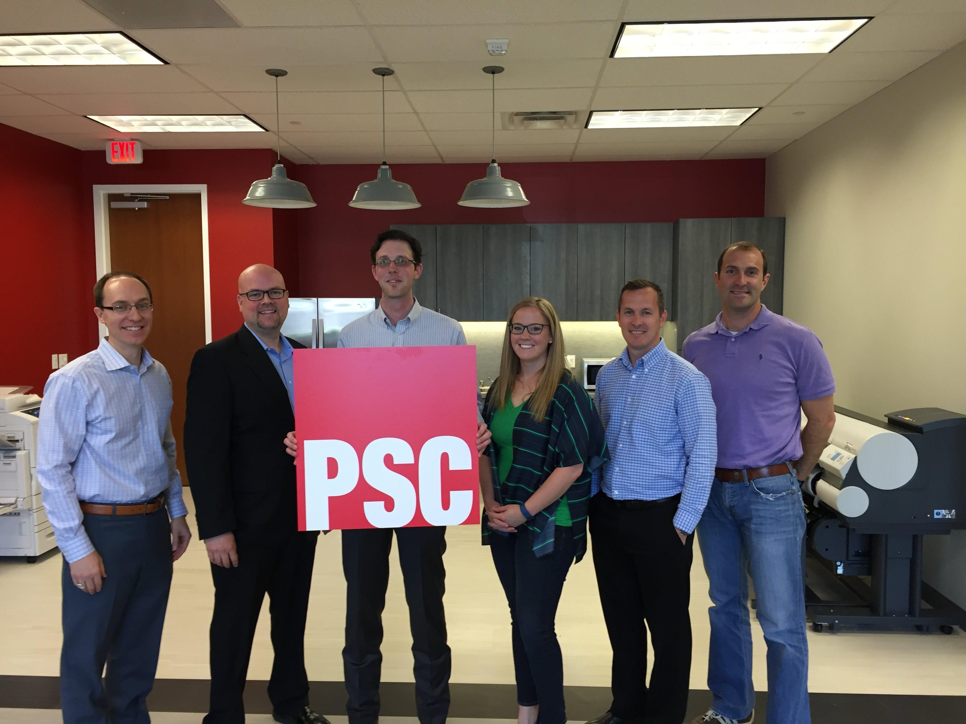 Parkhill Cuts Ribbon on Frisco Office