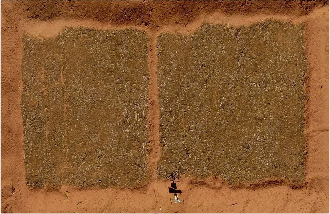 Organic Evapotranspiration Cover - Sandoval County, New Mexico cover image