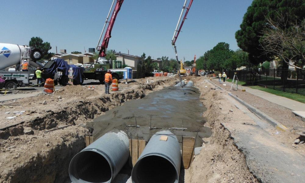 el paso water 48 inch emergency repair Gallery Images