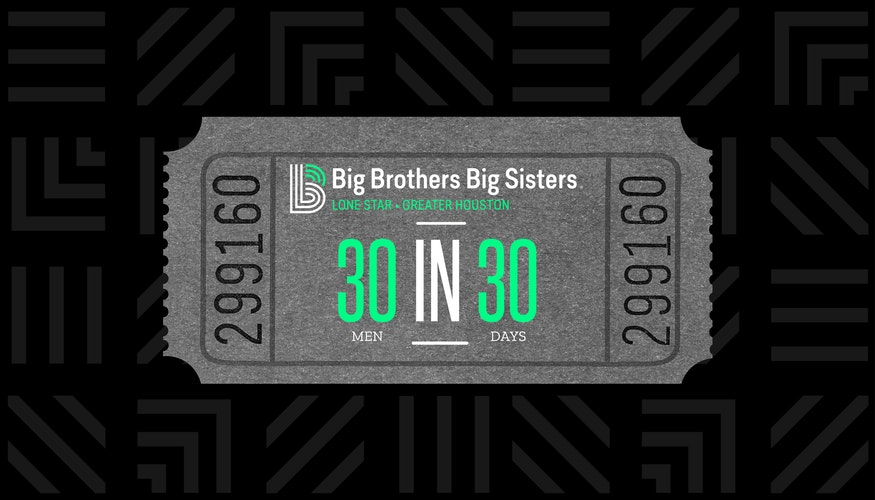 30 Men in 30 Days cover image