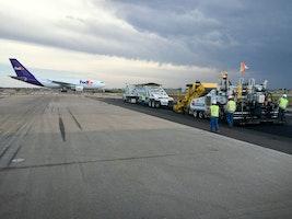 Lubbock Runway 17R-35L Project Wins TSPE Award