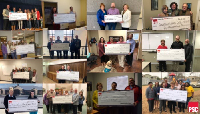 Parkhill Announces 2018 Building Community Investment Recipients