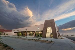 Socorro ISD Pebble Hills High School Award