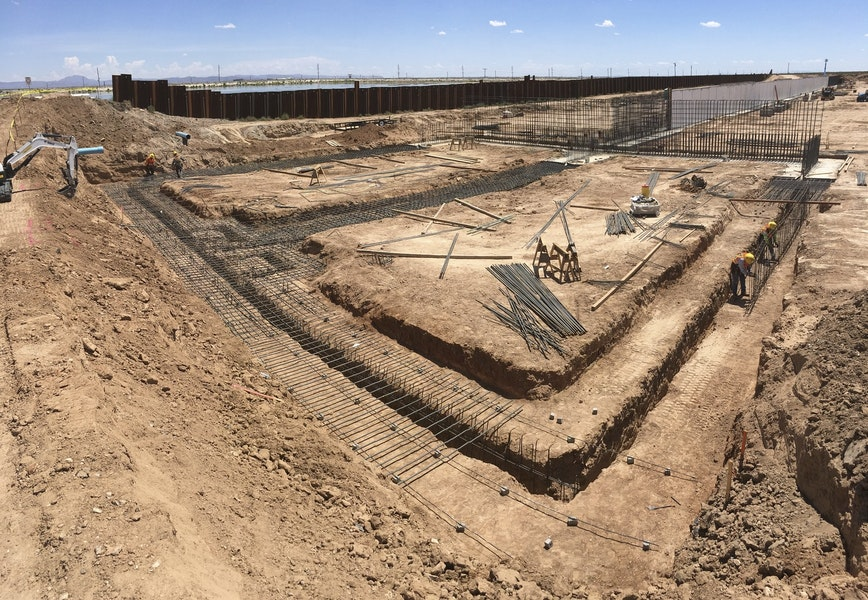 newman power plant evaporation pond liner replacement and bisection Gallery Images