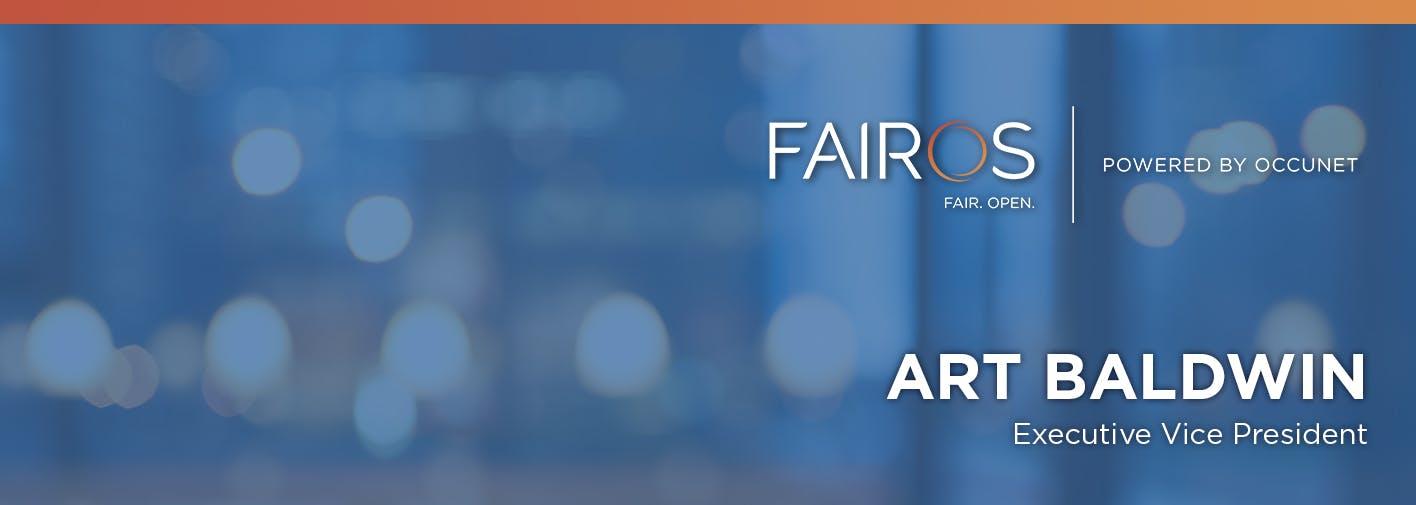 Fairos Announces New Senior Vice President