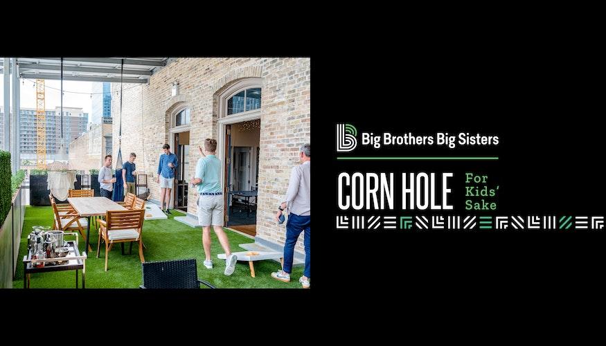 Corn Hole for Kids' Sake cover image