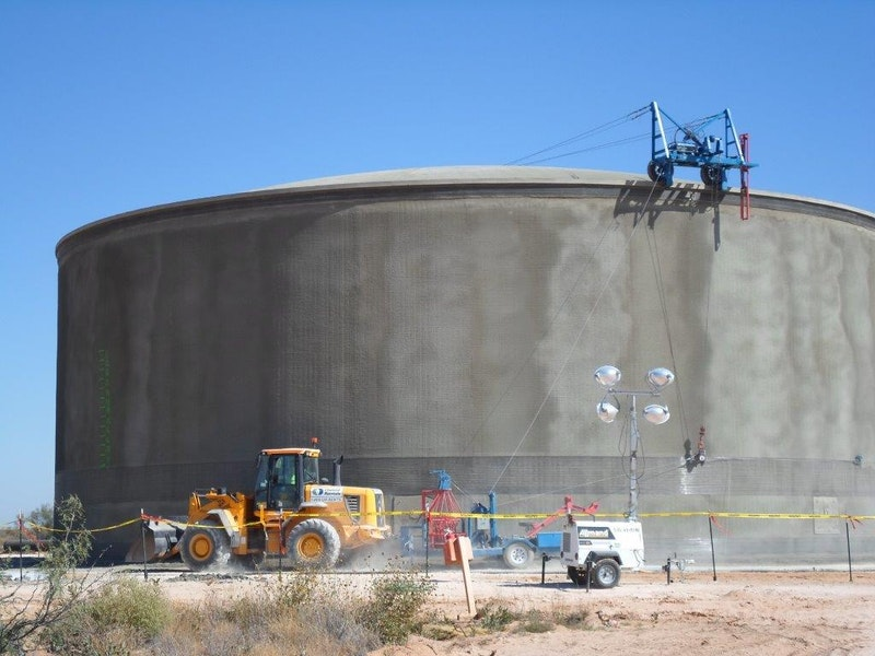 midland tbar well field development Gallery Images