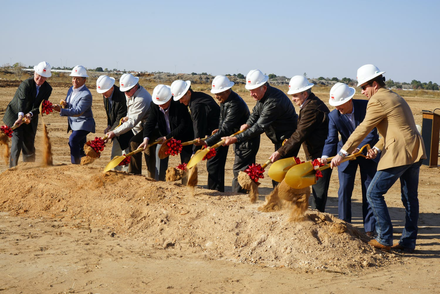 Natural Gas Services Group Breaks Ground on New Corporate Headquarters