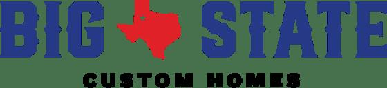 Big State Custom Homes Logo
