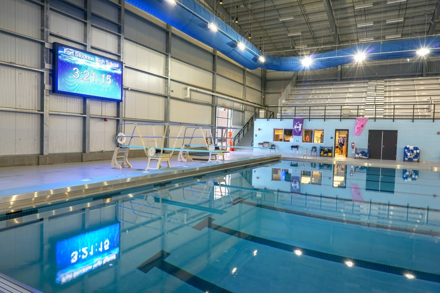 fort stockton high school renovations and natatorium facility Gallery Images