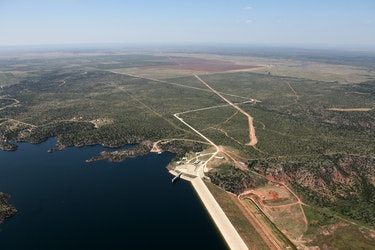 lake-alan-henry-water-supply-project