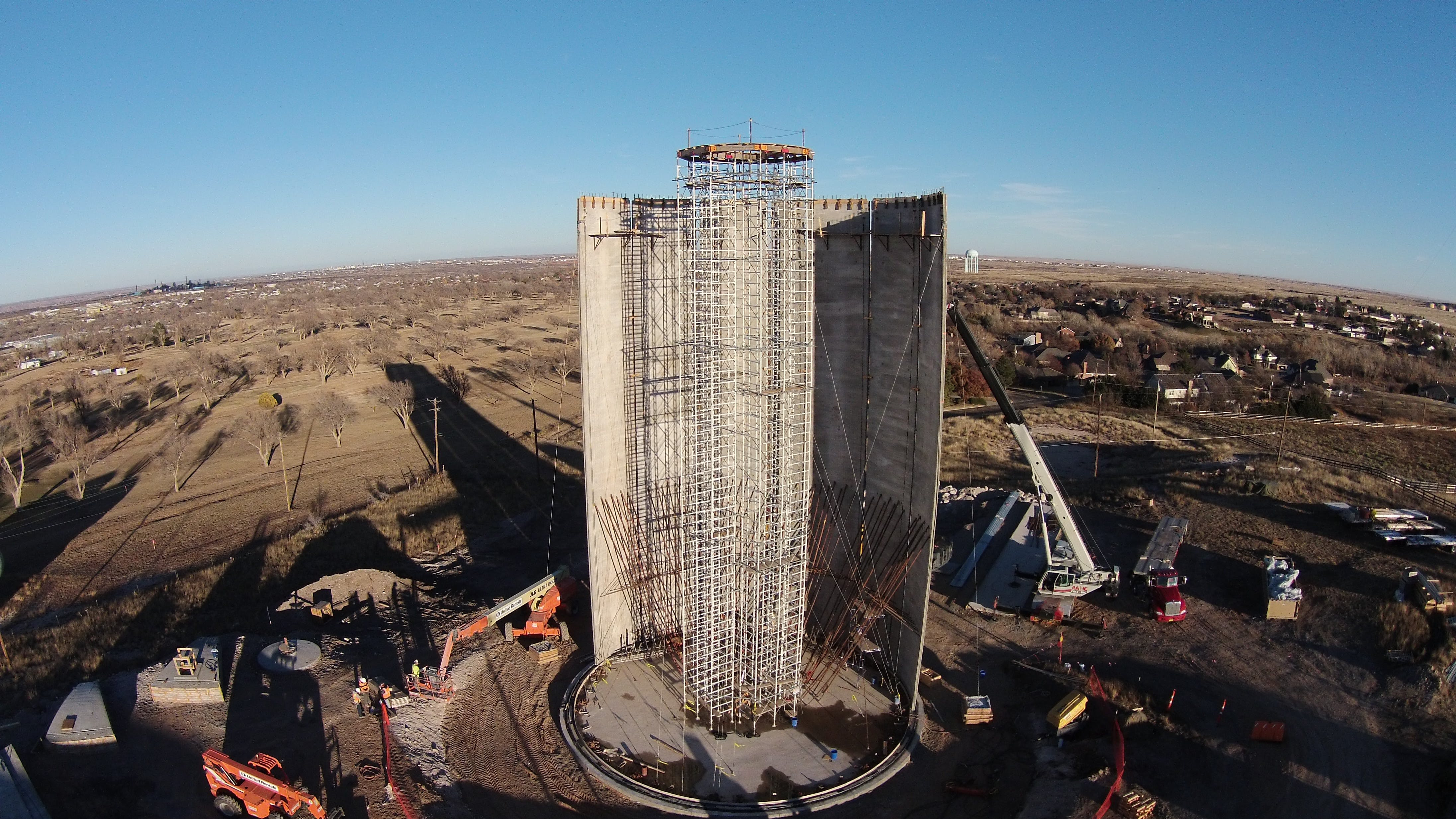Parkhill's Borger Northwest Wellfield Project Honored with Gold Medal by ACEC Texas