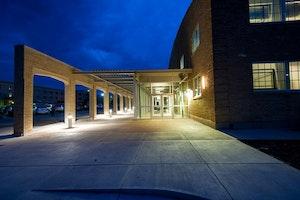 Bennett Gymnasium Renovation Award