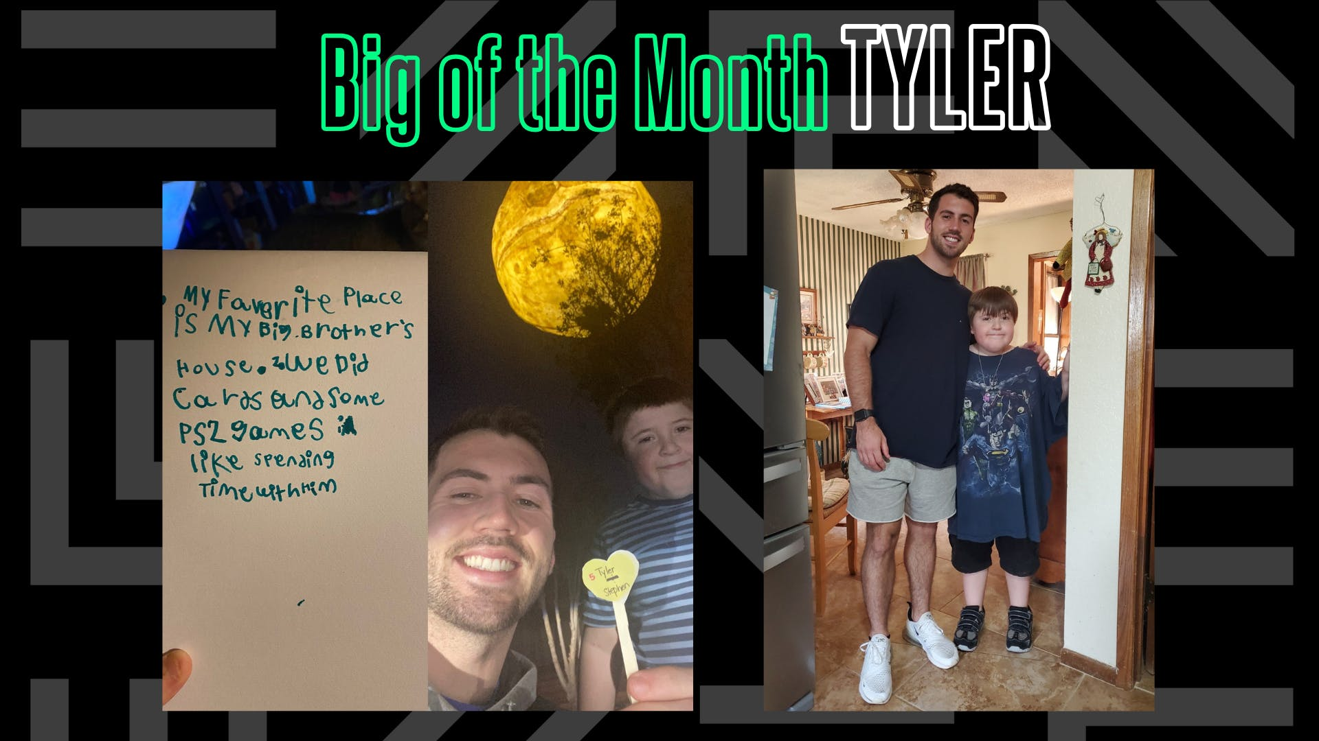 Tyler Baker - August 2021 Big of the Month cover image