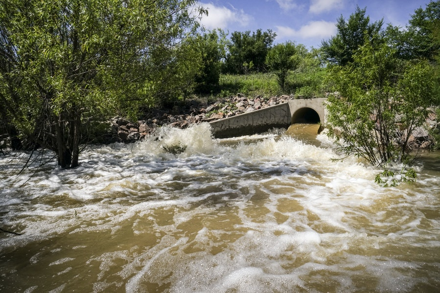 south central lubbock drainage project Gallery Images