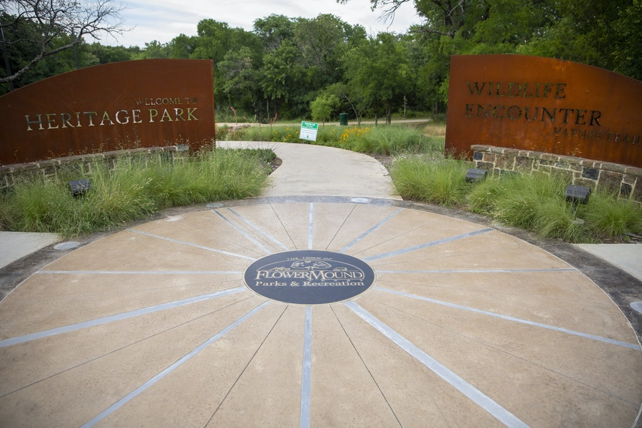 flower mound heritage park Gallery Images