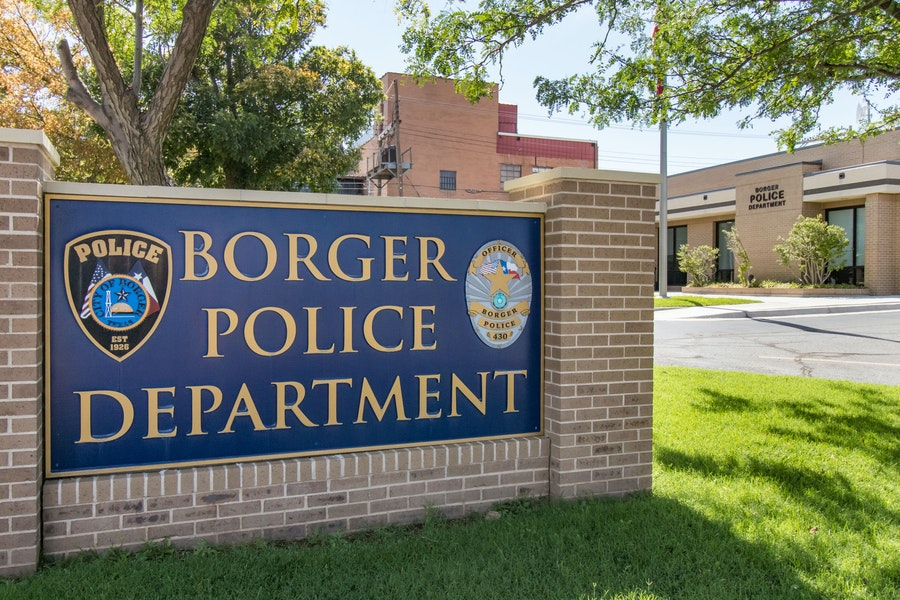 borger xcel building remodel for police station improvements Gallery Images