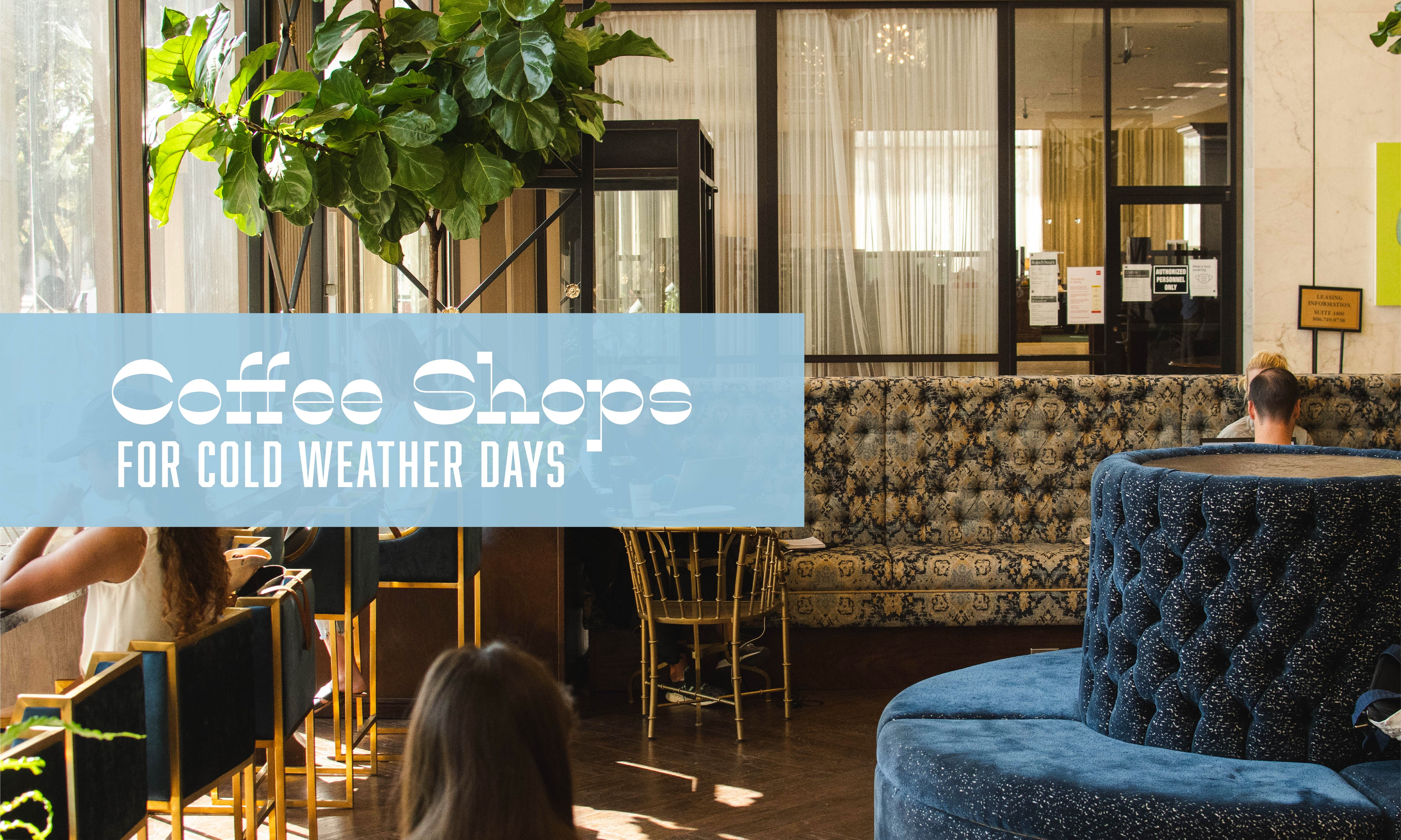 Coffee Shops for Cold Weather Days cover image