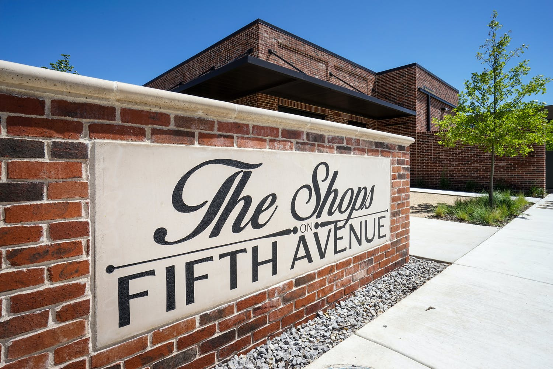 Canyon Economic Development Fifth Avenue Retail Public Space Gallery Images
