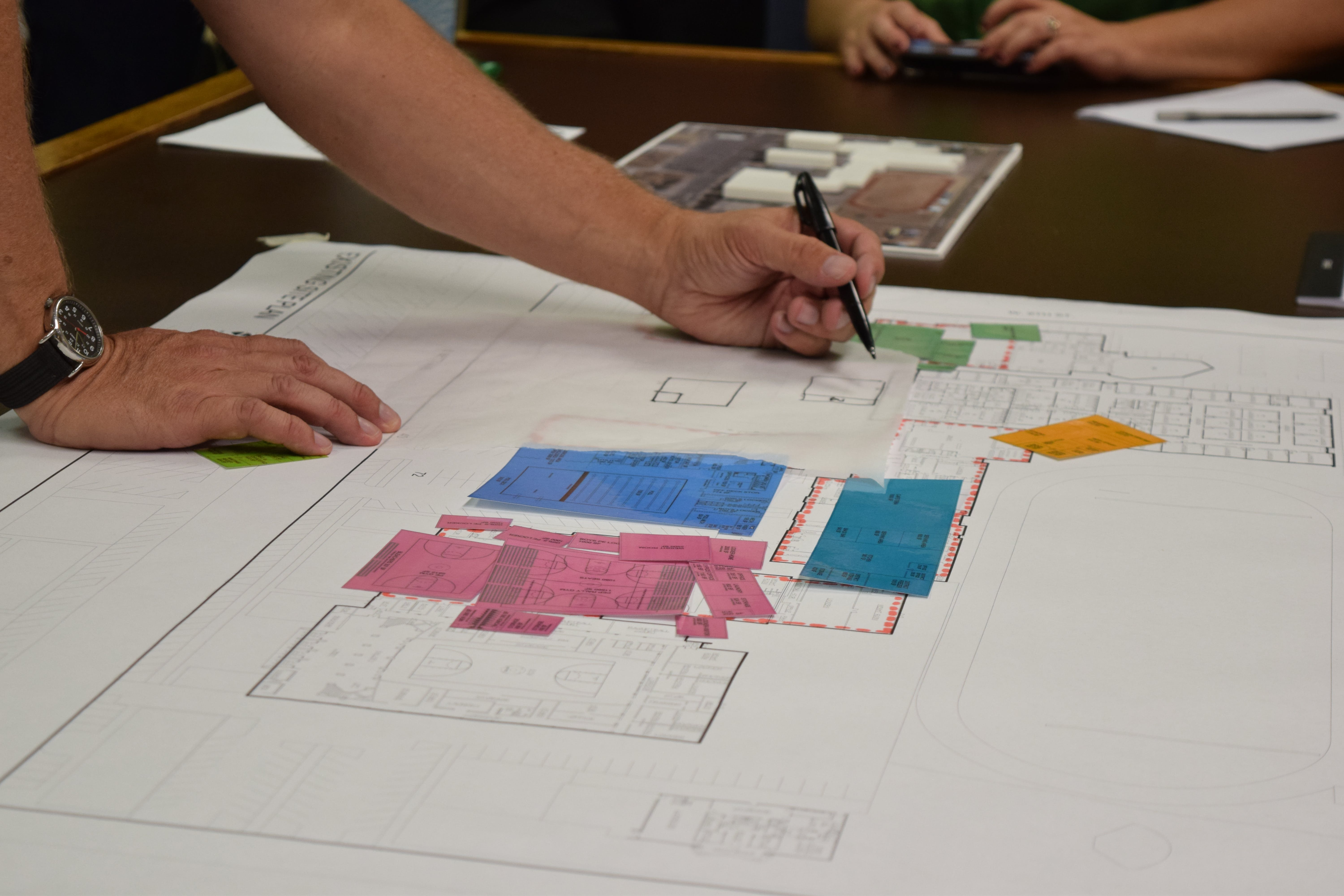 Refining the Design: Monahans High School Charrette cover image