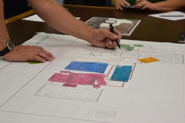 Refining the Design: Monahans High School Charrette
