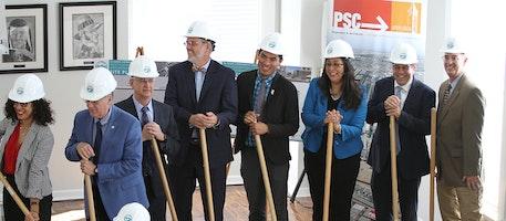 Groundbreaking Ceremony Celebrates EPCC Academic Facility and Parking Garage