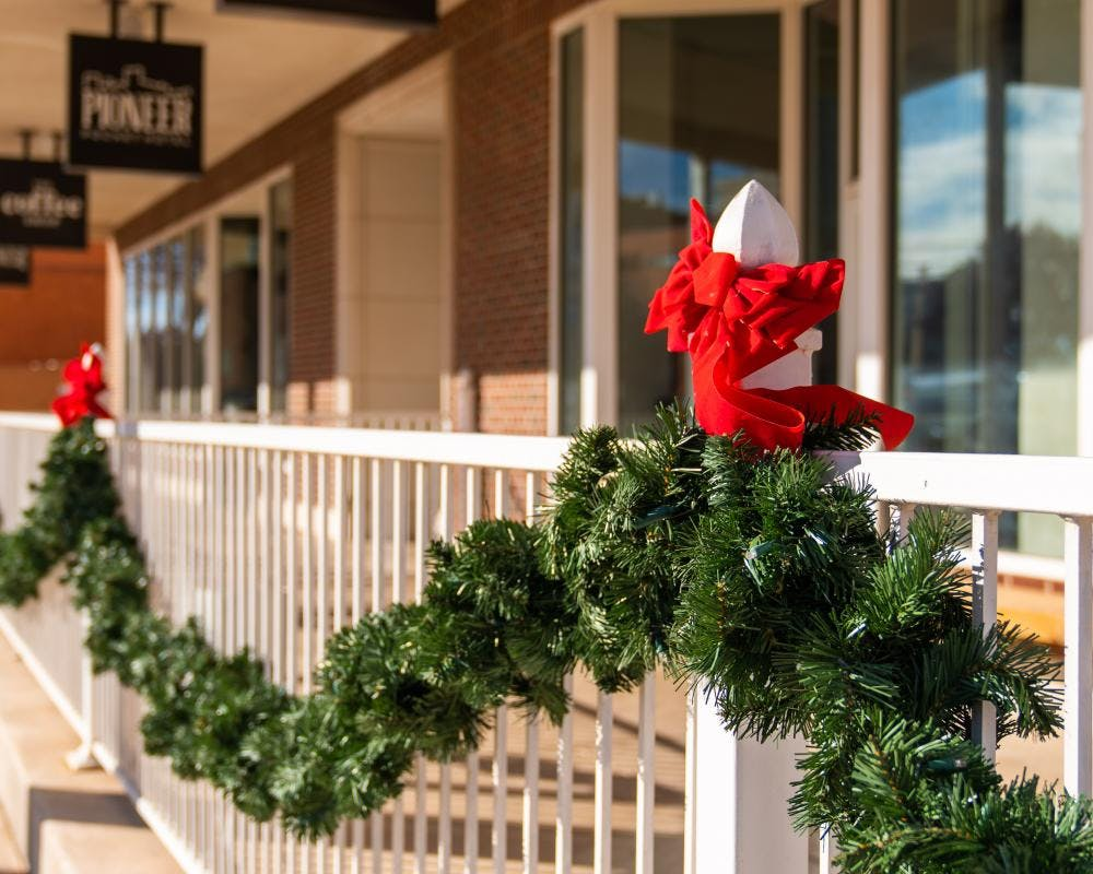 Downtown Lubbock Holiday Fun cover image