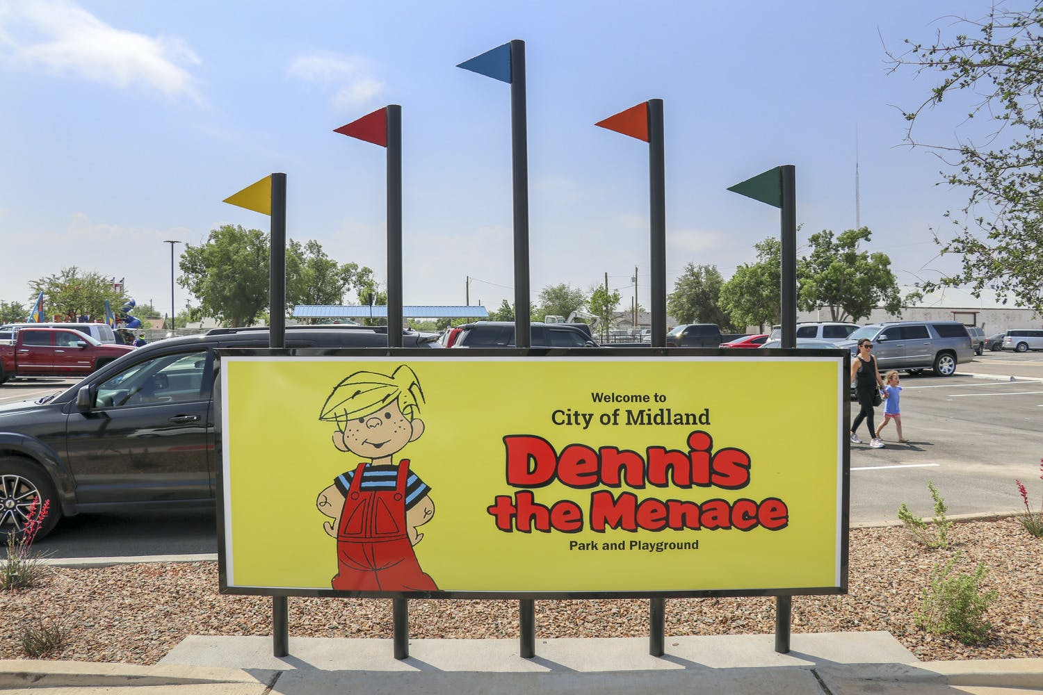 Dennis The Menace Park And Playground Gallery Images