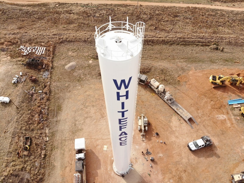 whiteface water system improvements new standpipe Gallery Images