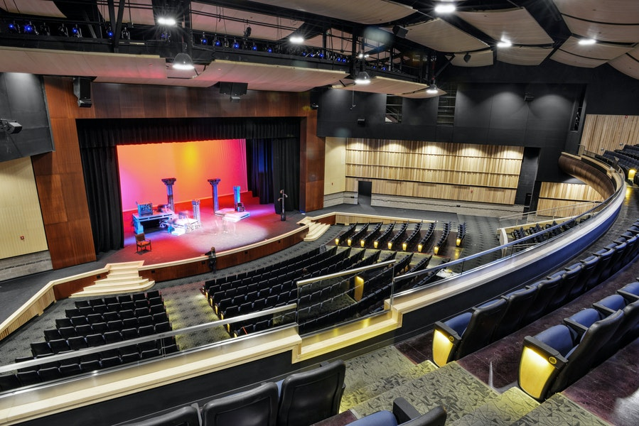 seminole high school performing arts center Gallery Images