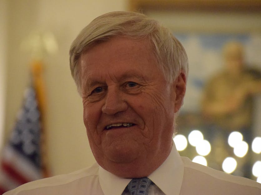 Former House Ag Committee Chair Collin Peterson has joined forces with Combest Sell & Associates, a lobbying firm with food and agriculture clients including several from Peterson's native Minnesota. description