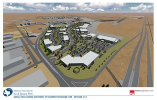 Parkhill's Master Plan of Midland International Air and Space Port Business Park Featured on FOXnews.com