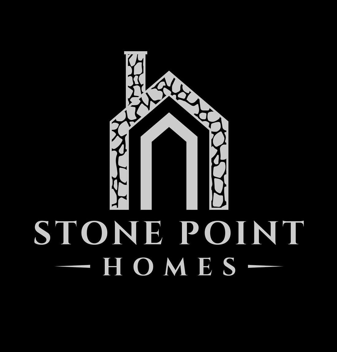 Stone Point Homes Logo