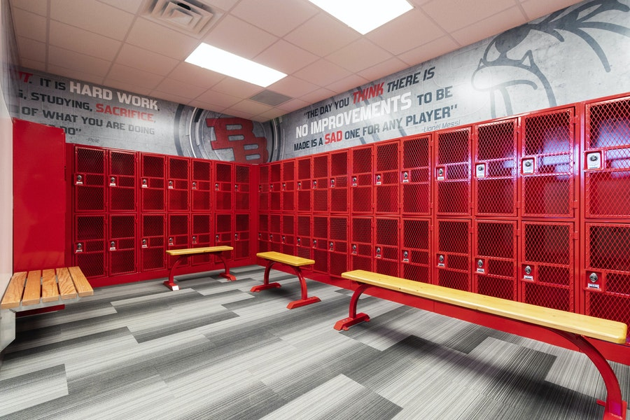 borger isd concession field house and stadium improvments Gallery Images