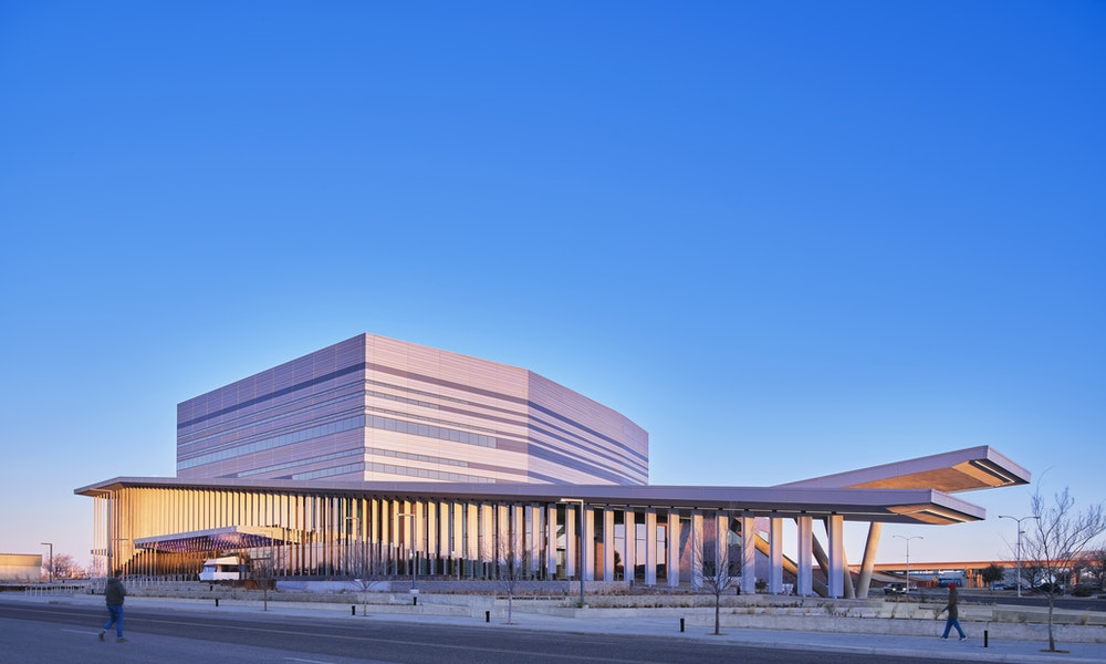 buddy holly hall of performing arts and sciences Gallery Images