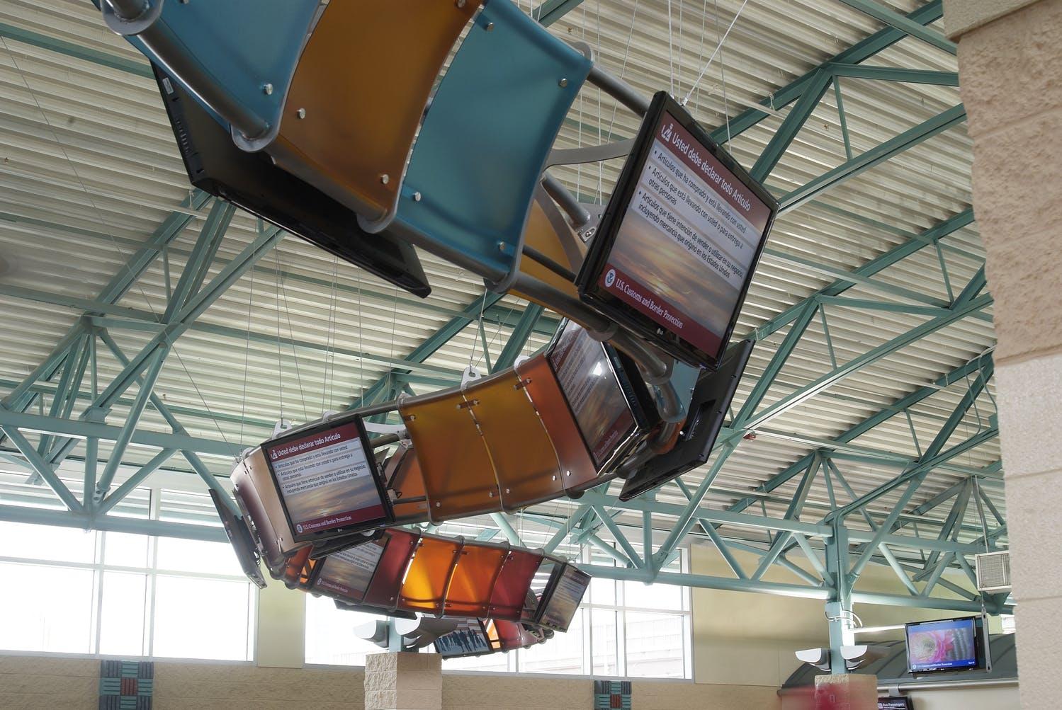 Paso Del Norte Reengineering Gallery Images