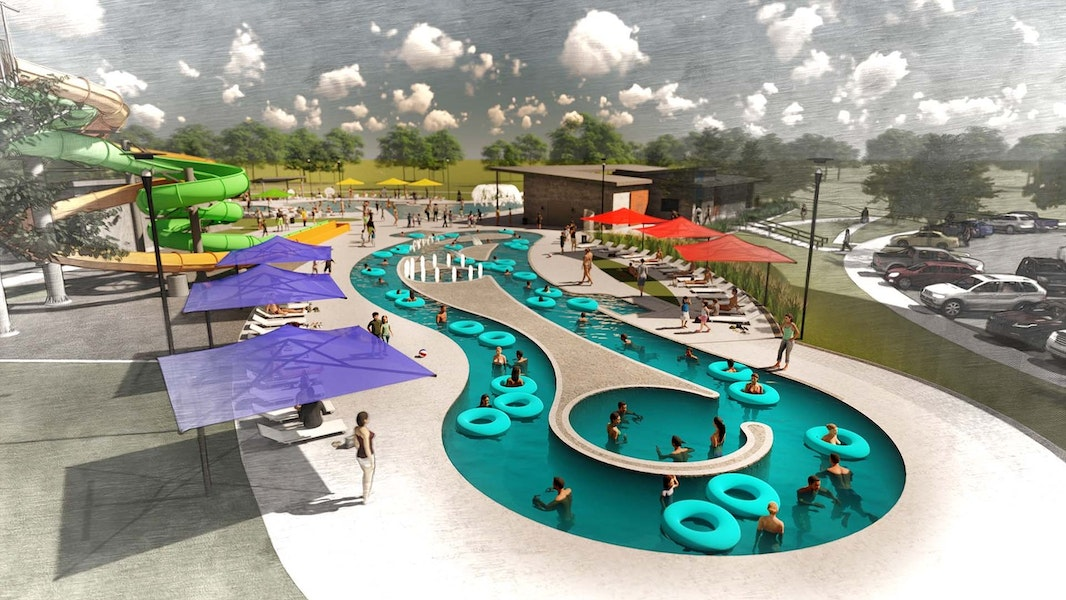 city of amarillo thompson park aquatic facility Gallery Images
